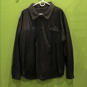 Other - Black jacket.